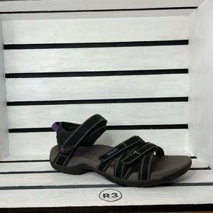 Teva Tirra Outdoor Sport Sandals Womens Sz 7